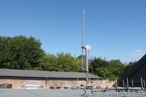 Der Antennenstumpf