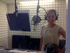 Und Sarah Alles spricht die deutschen Texte mit weiblicher Stimme ein. Foto: SDTB / Rüsewald